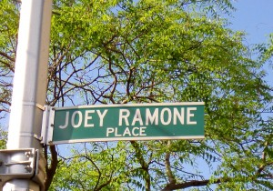 Joey Ramone Place