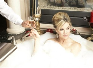 Champagne Bubble Bath