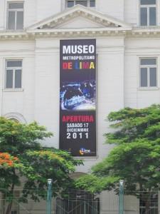 Culture in Lima, Peru