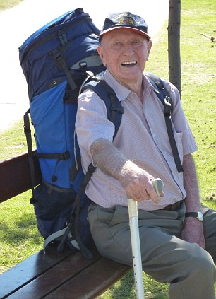 World's Oldest Backpacker