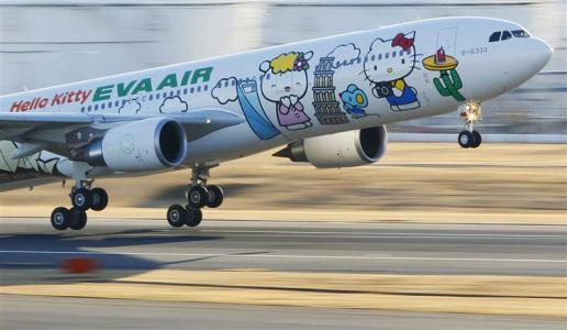 The LG Travel News Roundup: Hello Kitty Brand Extends to Airlines