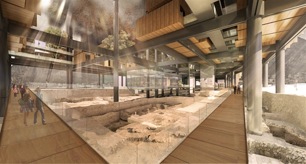 The LG Travel News Roundup: Hotel Construction Uncovers Archeological Site