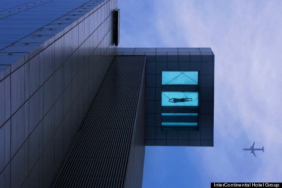 The LG Travel News Roundup: Shanghai Hotel Builds Scariest Pool in the World