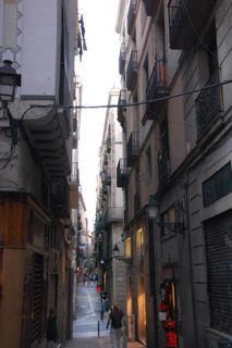 A Stumble About Barcelona
